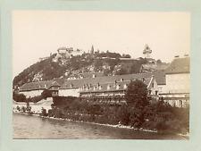 Allemagne, Ville du Bassin Houiller de la Ruhr à identifier    Vintage silver pr