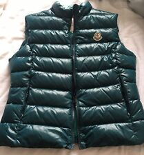Moncler Gilet (Jacket) - Size 4 (U.K. 12-14) - New Without Tags - Great Colour