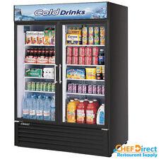 Turbo Air Tgm-50Rsb Glass Door Merchandiser Refrigerator