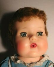 """Vintage 19"""" American Character Tiny Tears Doll 1950'S"""