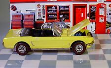 1965 '65 FORD MUSTANG CLASSIC CAR MINT LIMITED EDITION 1/64 scale DIE CAST