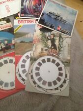 Vintage View Master Stereoscope With A Job Lot Bundle Of Reels some sealed