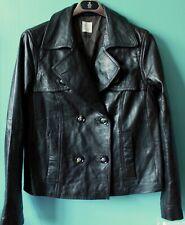 paletot veste cuir en vente | eBay