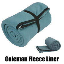 Coleman Stratus Sleeping Bag Fleece Liner (add 10cel. Warmth) 190x83cm