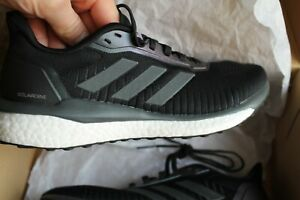 NEW ADIDAS WOMENS SOLAR DRIVE 19 W RUNNING SHOES TRAINERS SIZE 5.5