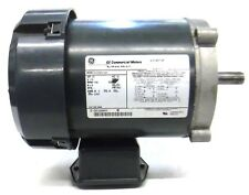 GENERAL ELECTRIC, COMMERCIAL AC MOTOR, 5KH32EN124H, C07J220011, 1/6 HP