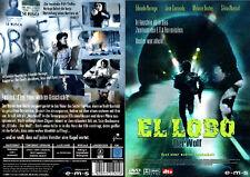 El Lobo - Der Wolf, Polit-Thriller nach einer wahren Begebenheit, DVD