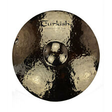 "TURKISH CYMBALS Becken 21"" Ride - Rock Beat Raw bekken cymbale cymbal - 3516g"