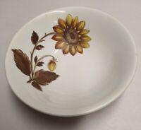 Vintage Johnson of Australia c1970s Hayman Pattern Cereal Bowl Daisy Sunflower