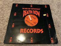 Dat Nigga Daz Me In Your World Vinyl LP Single Death Row Records