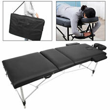 Facial Massage Bed Table Chair Adjust Height Folding Beauty Spa Salon Tattoo
