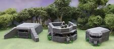 28MM ATLANTIKWALL BUNKER PACK - PAINTED TO COLLECTOR'S STANDARD