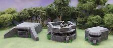 28 mm ATLANTIKWALL Bunker Pack-peint à Collector's Standard