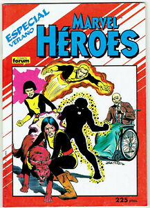 THE NEW MUTANTS GRAPHIC NOVEL SPAIN VARIANT 1st PRINT EDITION IN SPANISH