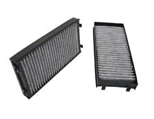 BMW Cabin Air Filter Set for Fresh Air - Activated Charcoal Brand New CORTECO