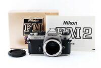 [TOP MINT]  Nikon New FM2 T Titan 35mm SLR Film Camera from Japan  B190