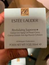 ESTEE LAUDER Revitalizing Supreme +Anti-Aging Cell Power Creme 1oz Box Of Style