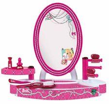 Theo Klein 5378 Barbie Schönheitsstudio Tischversion mit Zubehör zum Sonderpreis
