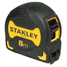 Stanley Bandmaß Grip 8 M Fmht0-33566 Rollmaßband Maßband