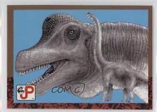 1993 Topps Jurassic Park #82 Brachiosaurus Non-Sports Card 1n4