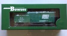 HO Bowser 41788 40ft X31 Box Car Penn Central 118701