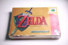 SEALED Legend Of Zelda Ocarina Of Time N64 Collectors Edition Vintage ULTRA RARE