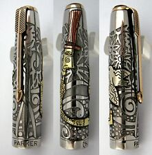 51 Fantasy Fountain Pen Magician Cap Part Only in Mixed Materials