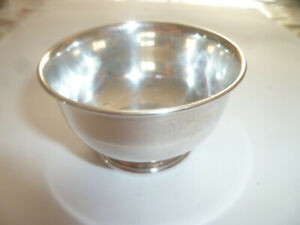 "Vintage - Tiffany & Co. - Small Bowl - Sterling - 2 3/4""  #5L"