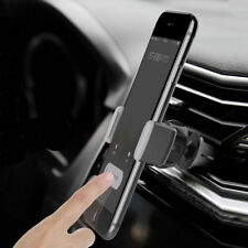 UNIVERSAL IN CAR MOBILE PHONE SAT NAV PDA GPS HOLDER WITH CAR AIR VENT CLIP UK