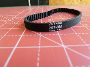 3M-207-6.5  BELT FOR VAX U87-AA-B, U87AAB VACUUM CLEANER TYPE 24