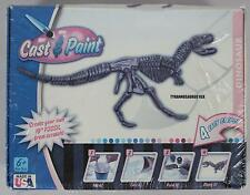 "Skullduggery 2010 Tyrannosaurus Rex 19"" Long Casting Kit Cast & Paint SEALED"