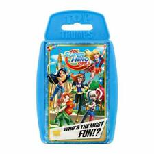 Top Trumps - Dc Super Hero Girls Card Game - 027502