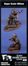 Verlinden 1:16 120mm US M79 Grenade Launcher in Vietnam Resin Figure Kit #630