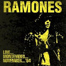 RAMONES – LIVE…MONTEVIDEO NOVEMBER '94 (NEW/SEALED) CD