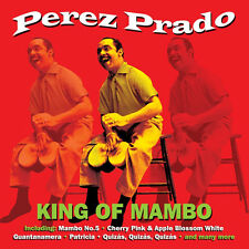 Perez Prado KING OF MAMBO Best Of 50 Songs ESSENTIAL COLLECTION New Sealed 2 CD