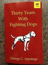 dogs pit fighting Armitage game bull terriers American champions training dog