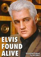 NEW Elvis Found Alive (DVD)