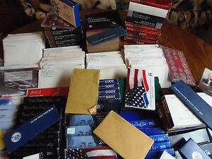 US Proof & Mint Sets 1954-2020 Kennedy's,IKE's,SBA,Sac's,U Get 1 Set Random Pick