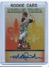 Michael Wacha 2012 Leaf Valiant Certified Auto Autograph Rookie #va-mw2  80/99