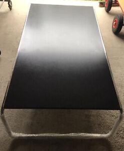 THONET B20b COUCHTISCH  B120/H36/T80/ Buche schwarz lackiert NP 970€ gebraucht*