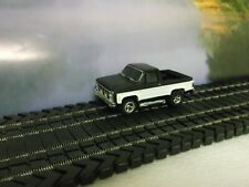 Afx pick up painted black/white body only