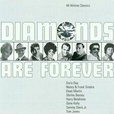 Diamonds are forever-44 alltime Classics Dean Martin, Mamas/Papas, Tom .. [2 CD]
