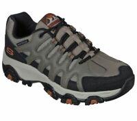 Skechers Men's Terrabite Dellga Memory Foam Air Cooled Lightweight Shoes 51847
