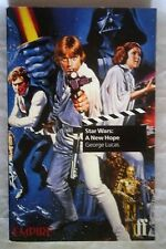 STAR WARS: A NEW HOPE by George Lucas (Faber PB, 1997) Limited Edition