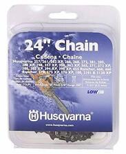 """Genuine Husqvarna 24"""" 84 DL 3/8"""" Pitch .050 Gauge Chain 591119484/501842584"""