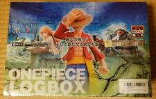 Onepiece LOGBOX w/ Bonus Parts Complete Set! (6 Figures) by Megahouse From Japan