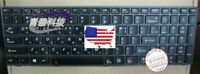 (US) Original keyboard for Lenovo Y580 Y580N US layout Korea Backlit 2124#