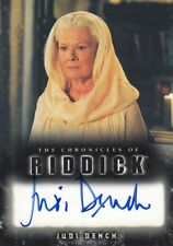 The Chronicles of Riddick Judi Dench as Aereon Auto Card