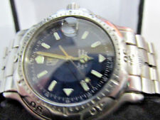 TAG HEUER 6000 series Chronometer Date Stainless WH5113-K1 Automatic Men's Watch