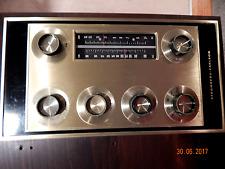 Stromberg Carlson Stereo Console AM-FM Radio